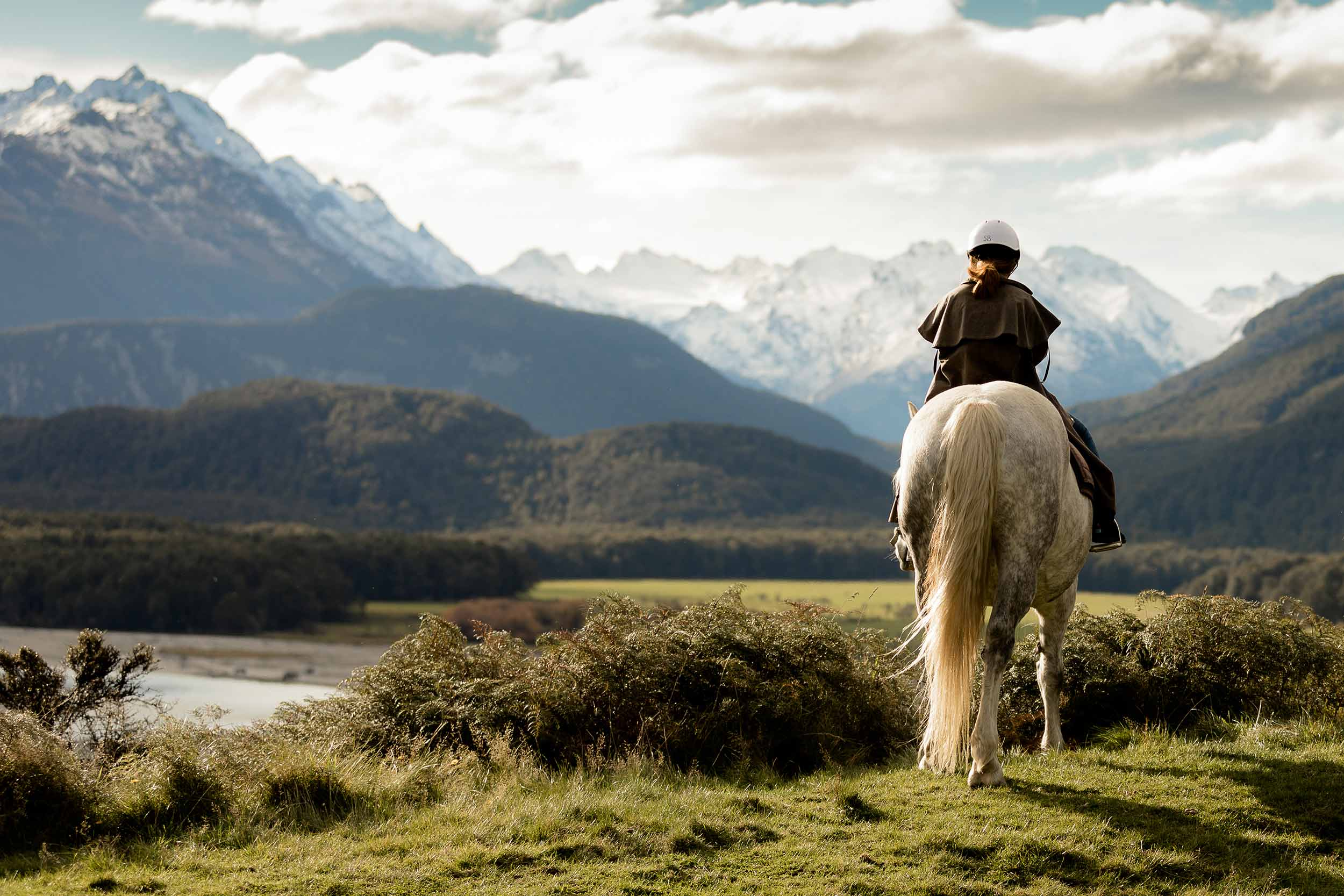 Isengard Lord Of The Rings High Country Horses