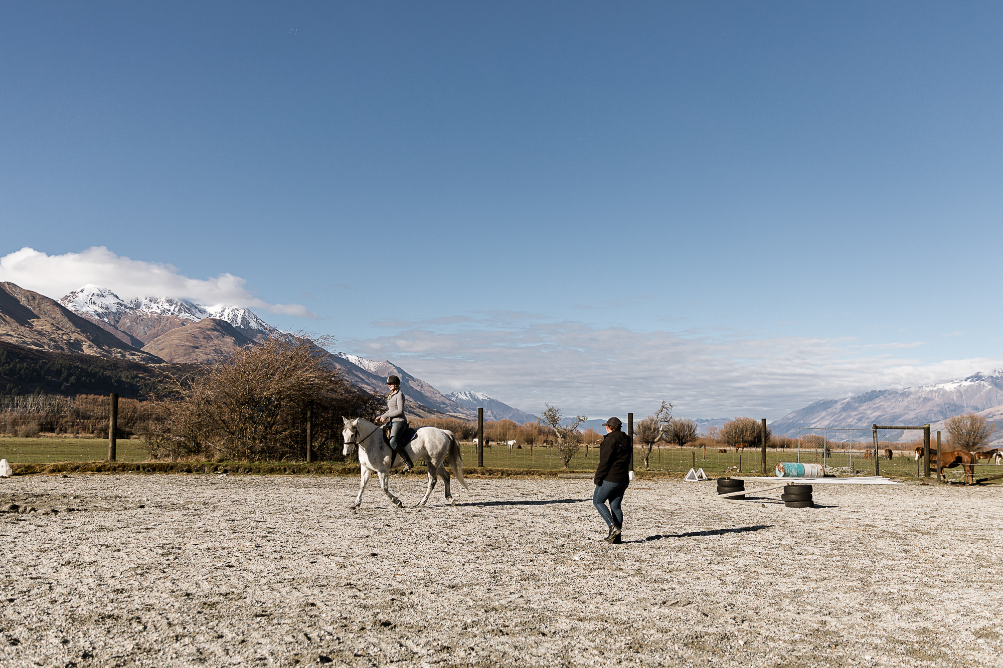 High Country Horses - Riding Lessons - Susan Miller Photography