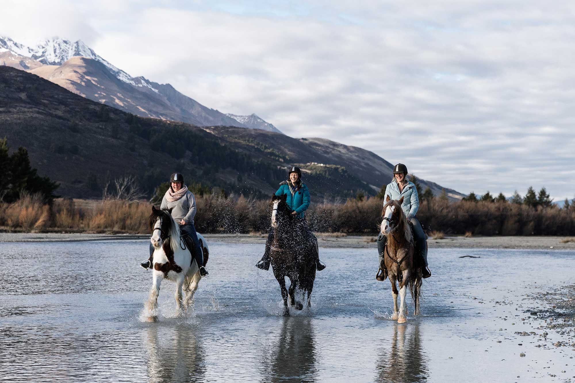 Closed Boarders 3 Day Trek - High Country Horses - Susan Miller Photography